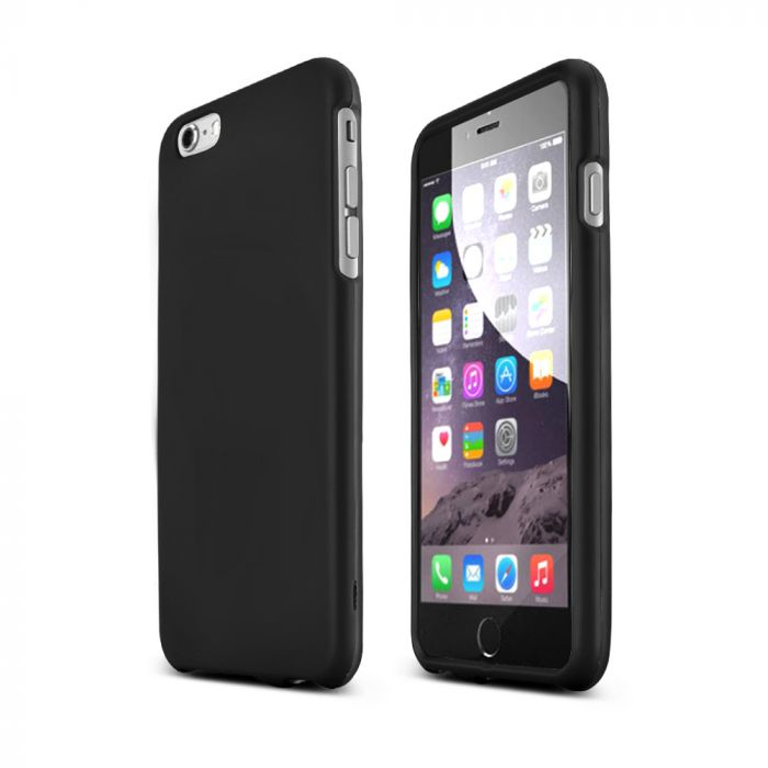 official photos 71b11 adb76 Made for Apple iPhone 6 PLUS/6S PLUS (5.5 inch) Hard Case [Black] Slim  Protective Rubberized Matte Finish Snap-on Hard Polycarbonate Plastic Case  ...