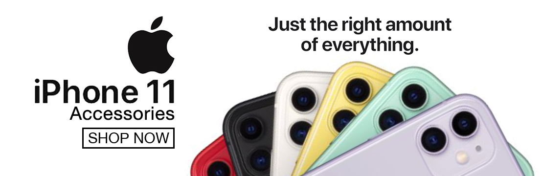 Apple iPhone 11 Banner
